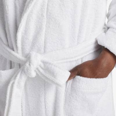 Company Cotton Turkish Cotton Men's Long Robe