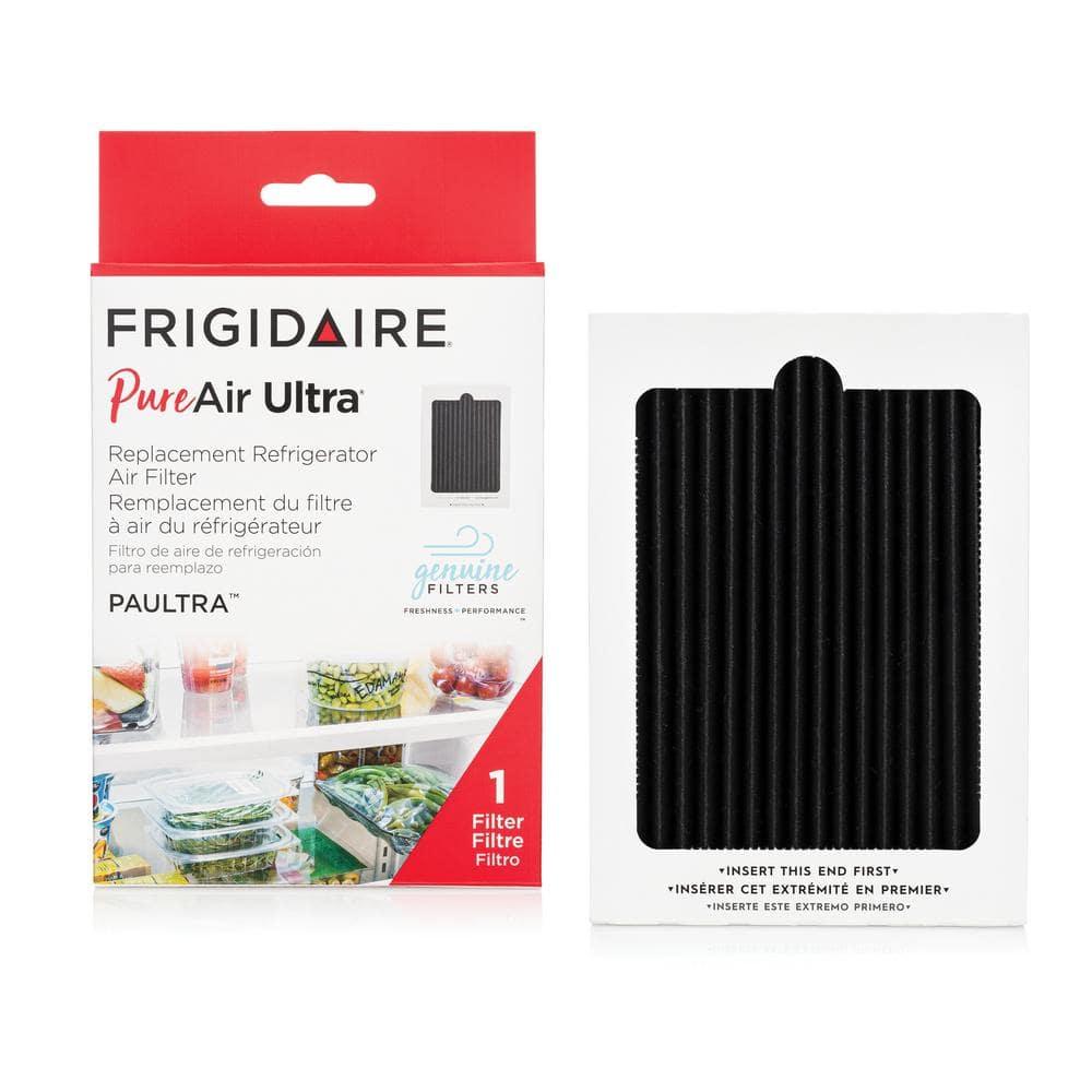 Frigidaire Pureair Ultra Air Filter Cartridge Paultra The Home Depot