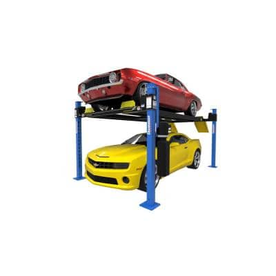 4-Post Car Lift 9,000 lbs. Capacity