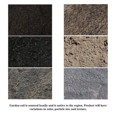 5 cu. yds. Bulk Garden Soil