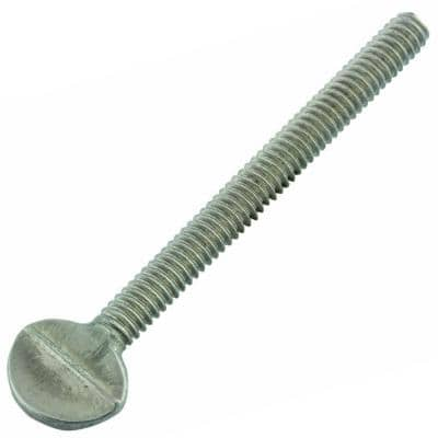 1/4 in.-20 tpi x 3/4 in. Stainless Steel Thumb Screw