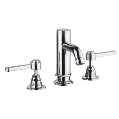 Firenze 8 in. Widespread 2-Handle Bathroom Faucet in Chrome