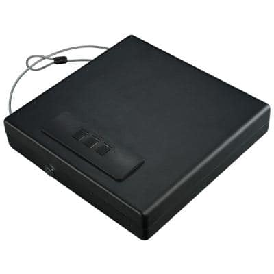 New - Large Portable Case with Electronic Lock