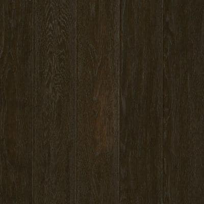 American Vintage Flint Oak 3/8 in. T x 5 in. W x Varying Length Engineered Scraped Hardwood Flooring (25 sq. ft./case)