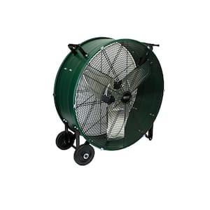 24 in. Direct Drive Drum Fan, Fixed