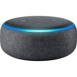 Echo Dot in Charcoal (Gen 3)