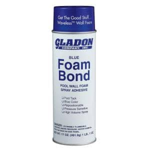 17 oz. Spray Adhesive for Pool Wall Foam