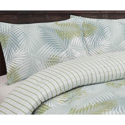 Palms Comforter Set