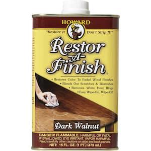 Restor-A-Finish 16 oz. Dark Walnut