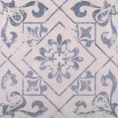 Cementine Cora 16 in. x 16 in. Durabody Ceramic Floor and Wall Tile (17.22 sq. ft. / case)