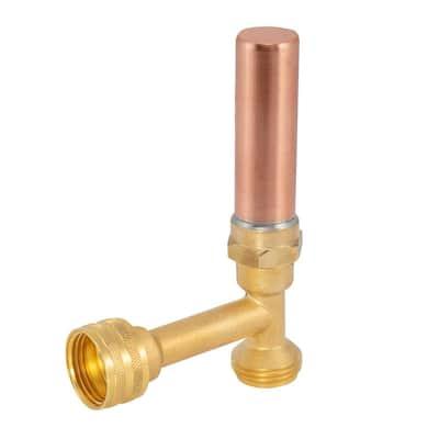 3/4 in. Swivel FHT x 3/4 in. MHT Mini Water Hammer Arrestor
