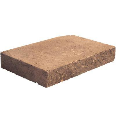 2 in. x 12 in. x 8 in. Sand/Tan Concrete Retaining Wall Cap (120-Piece/119 sq. ft./Pallet)