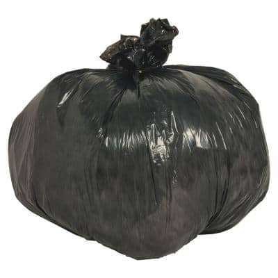10 Gal. 24 in. x 23 in. 0.85 mil Recycled Heavy-Duty Trash Liners (500/Box)