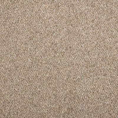 Maisie I - Color Scotch Tweed Texture Beige Carpet