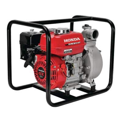 3.5 HP 2 in. General Purpose Utility Gas Powered Water Pump
