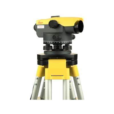 NA324 360 Degree 10 in. Optical Level