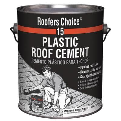 0.90 Gal Plastic Roof Cement