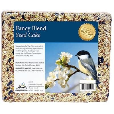 2 lbs. Fancy Blend Seed Cake (8-Pack)