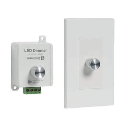 2-in-1 White LED Dimmer