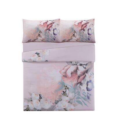 Dreamy Floral Duvet Cover Set
