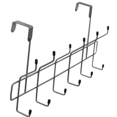 0.85 lb. Hanging Storage Organizer Rack Over the Door Hook