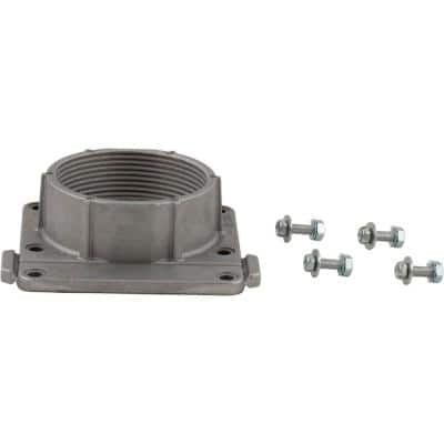 3 in. Bolt-On Hub for Devices with B Openings