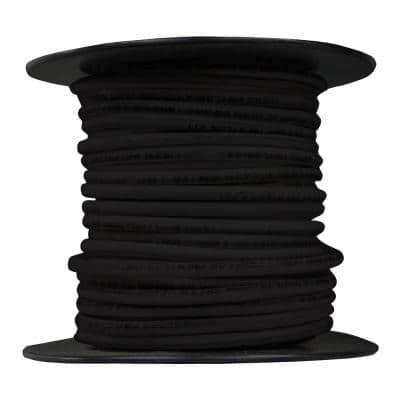 50 ft. 12/19 Black Stranded CU THHN Wire