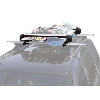 Large Ski and Snowboard 75 lbs. Capacity Roof Rack