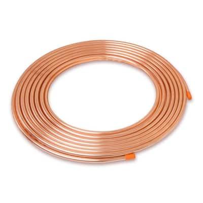 3/8 in. O.D. x 20 ft. Copper Type L Soft Coil
