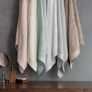 The Madison 6 Piece Pale Aqua Towel Set
