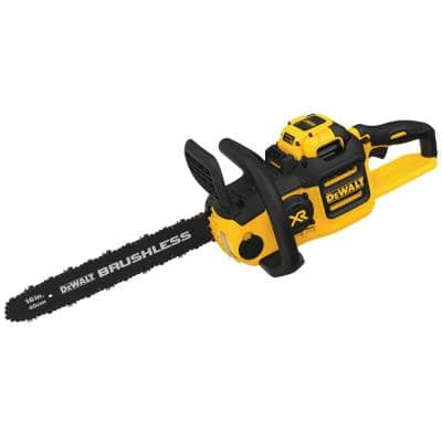 16 in. 40V MAX Lithium-Ion Cordless Chainsaw with (1) 6.0Ah Battery Pack and Charger