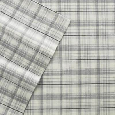 Eddie Bauer Printed Flannel Sheet Set