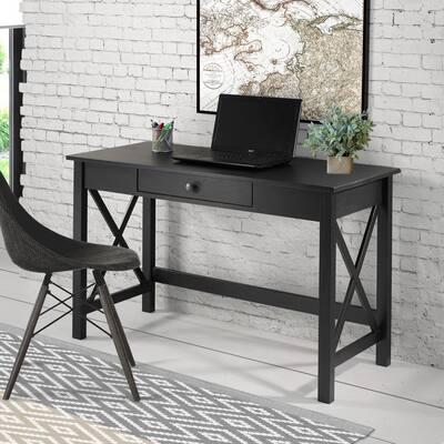 Ramsey Black Laptop Desk