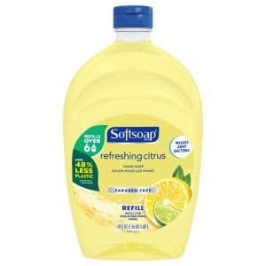 50 fl. oz. Refreshing Citrus Scented Refill Bottle Hand Soap