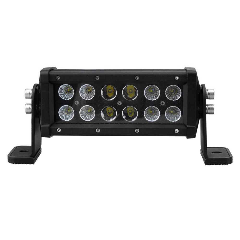 2160 Lumens 36-Watt Cree 10 in. LED Light Bar