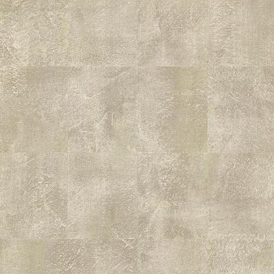 Azoic Gold Brushstroke Squares Gold/Cream Wallpaper Sample