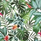 Rainforest Peel and Stick Wallpaper (Covers 60 sq. ft.)