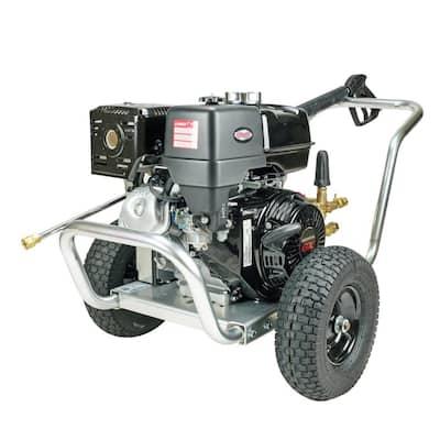 Aluminum Water Blaster ALWB60827 4200 PSI at 4.0 GPM HONDA GX390 Cold Water Pressure Washer (49-State)