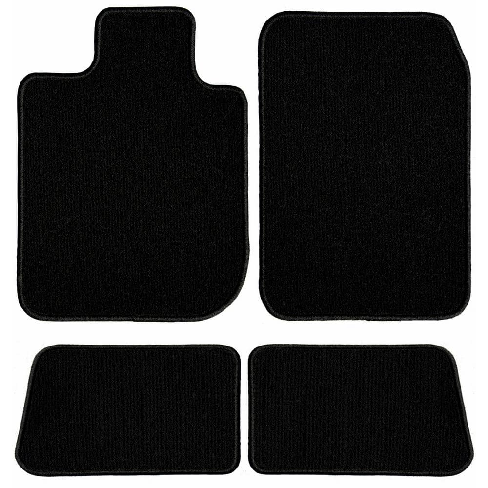 2008 2010 2009 Passenger /& Rear Floor 2011 Honda Civic Coupe Brown Driver 2007 GGBAILEY D3764A-S1B-CH-BR Custom Fit Car Mats for 2006