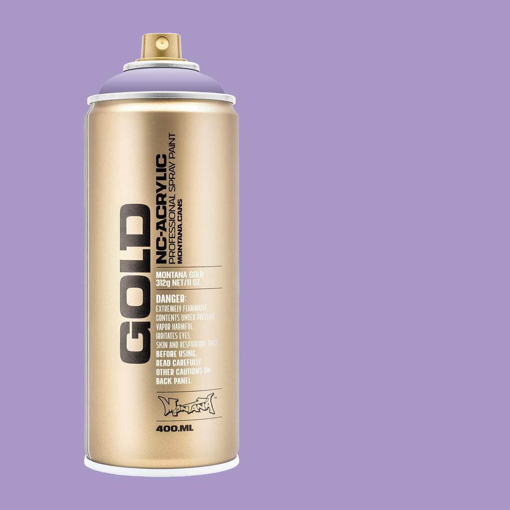 11 oz. GOLD Spray Paint, Light Lilac
