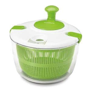3-Piece Salad Spinner with Serving Bowl