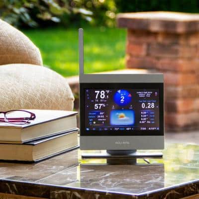 Atlas Weather Station with High Definition Touchscreen Display