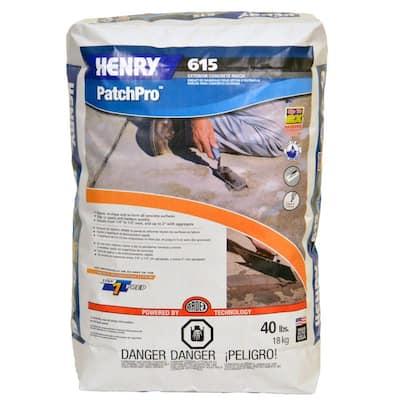 40 lbs. 615 PatchPro Concrete Patch