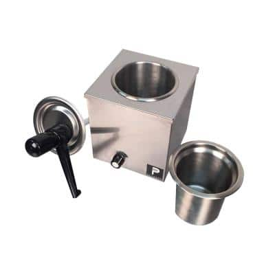 Pro-Style 3 L Stainless Steel Warmer