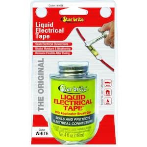 4 oz. Liquid Electrical Tape - White