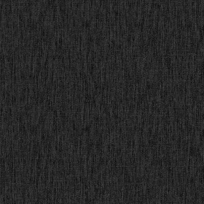 Charcoal Vinyl Non-Pasted Moisture Resistant Wallpaper Roll (Covers 56 Sq. Ft.)
