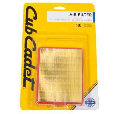 Air Filter for Cub Cadet 159cc and 196cc Premium OHV Engines OE# 751-15245