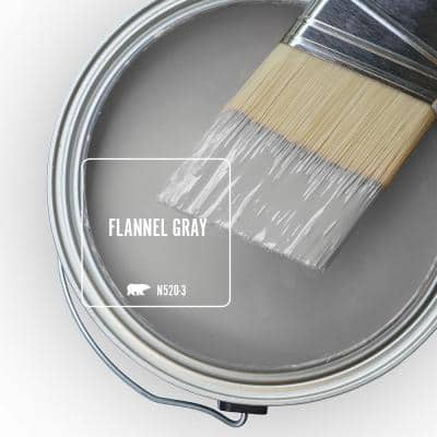 N520-3 Flannel Gray Paint