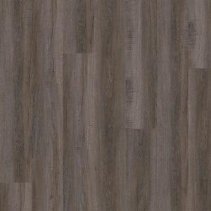 Achiever Rustic Oak 7 in. W x 48 in. Glue Down Luxury Vinyl Plank Flooring (51.24 sq. ft./case)