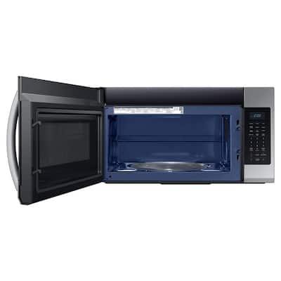 30 in. 1.9 cu. ft. Over-the-Range Microwave in Fingerprint Resistant Stainless Steel